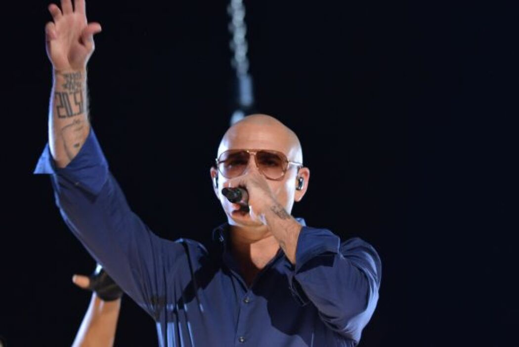 ¡Pitbull, te queremos!