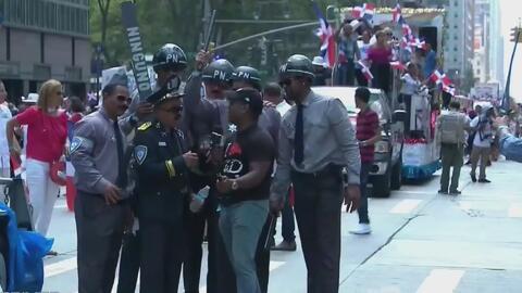 Miles acudieron al tradicional Desfile Dominicano en Nueva York
