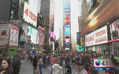 ¿Qué tan ruidosa es la ciudad de NY?