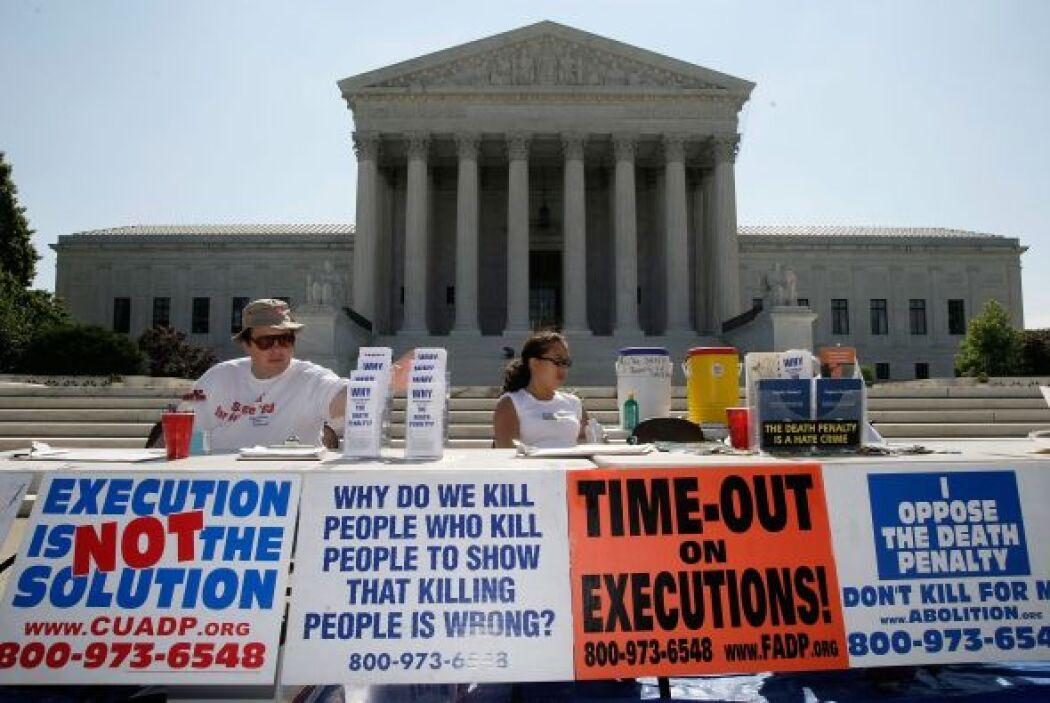 La pena de muerte es una de las leyes más controversiales en el país, co...