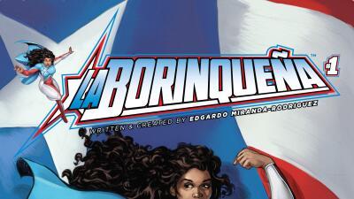La Borinqueña es una novela gráfica que, de acuerdo con su...