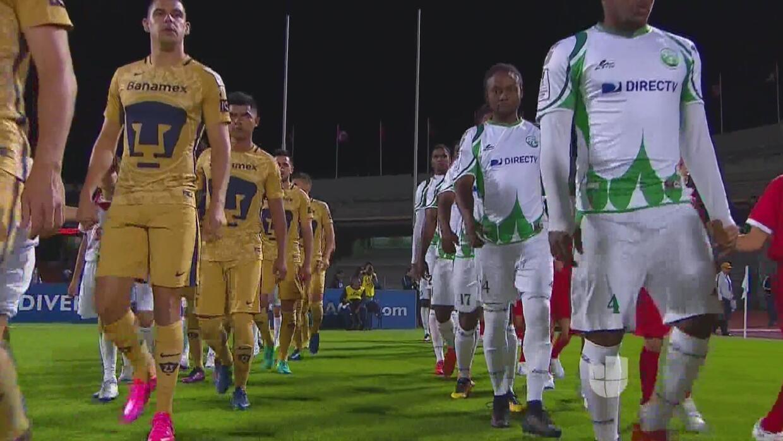 Pumas aplastó por 8-1 a W Connection en la Liga de Campeones y está en l...