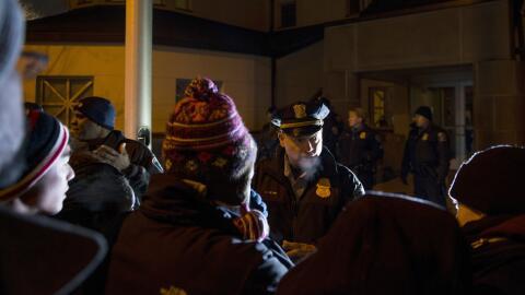 Protestas en Minneapolis por la muerte de un afroamericano