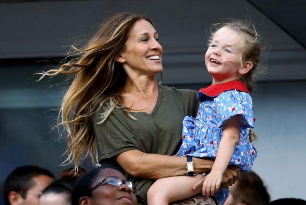 ¡Qué linda su hija!Mira aquí lo último en chismes.