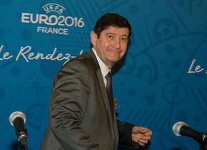 Ministro de Deportes ratifica que Eurocopa 2016 será en Francia