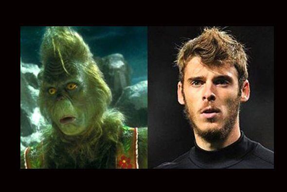 Con un poco de color verde, David De Gea podría convertirse en el...