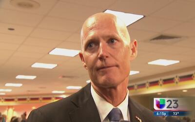 Rick Scott acuerda nuevo hotel-casino con los Seminoles