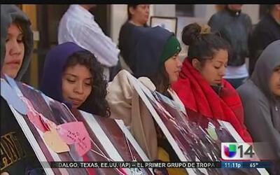 Estudiantes de San Francisco ayunan por los niños de la frontera