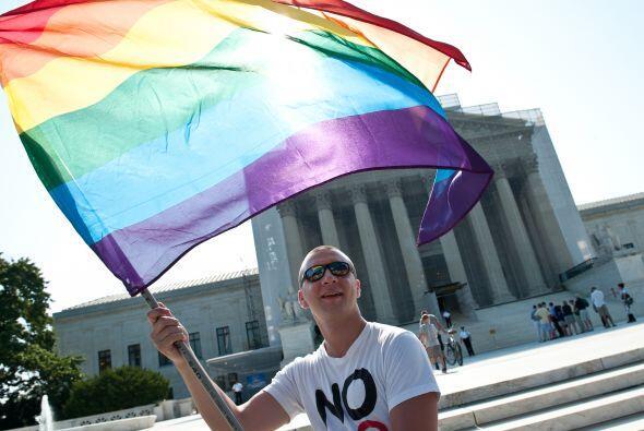 """La DOMA """"viola los principios del debido proceso y la igualdad de p..."""