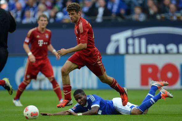 Medio, Thomas Müller: Este importante elemento del Bayern tuvo una...