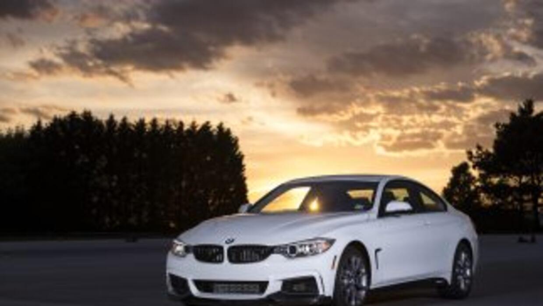 BMW 435i Coupé 2016