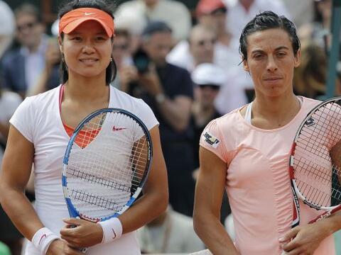 La final del Roland Garros fue un gran duelo en arcilla. La china Li Na...