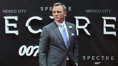 James Bond cumplió su misión en la Ciudad de México