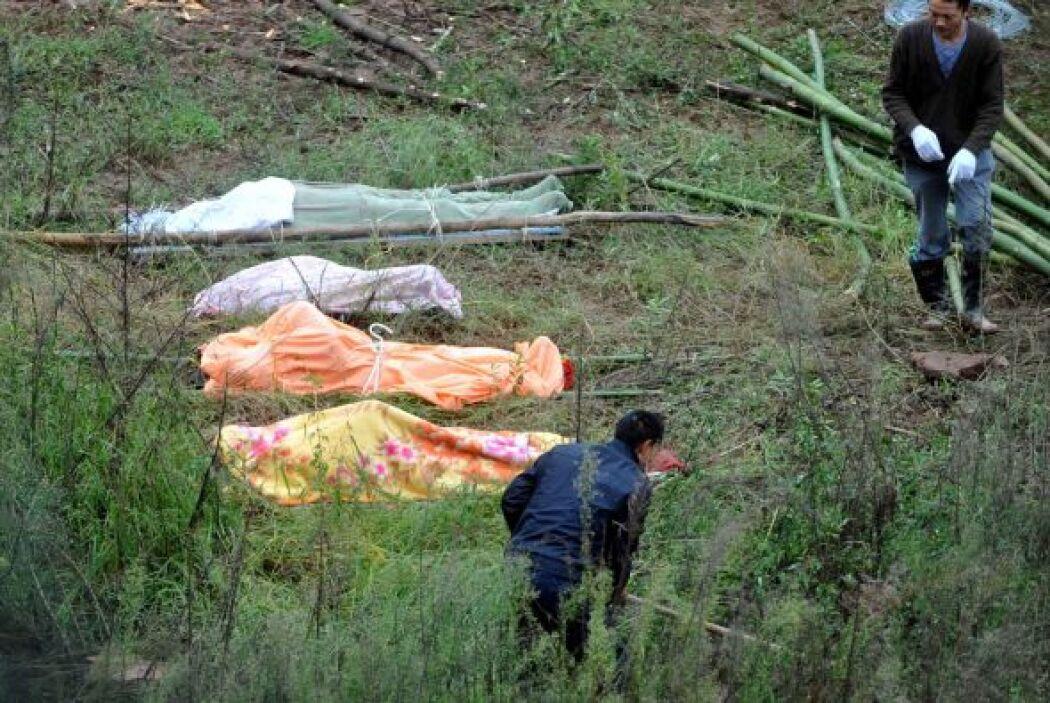 El reporte de Xinhua indicó que hasta esta mañana se tenía confirmada la...