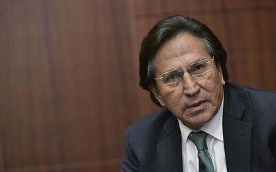 Alejandro Toledo, expresidente peruano solicitado por la justicia de su...
