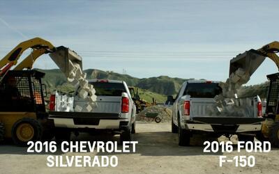 Guerra de Pickups: Chevy Silverado vs Ford F-150