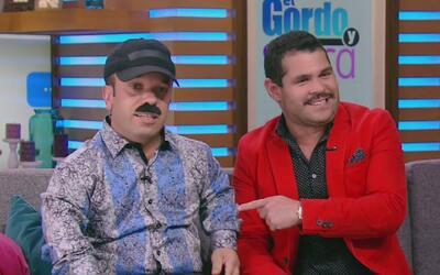 """Marco de la O conoció a """"El Chapito"""" ¡Vaya sorpresa que se llevó!"""