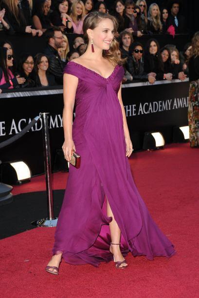 Natalie Portman realizó dos de sus grandes sueños en el 2011 cuando dio...