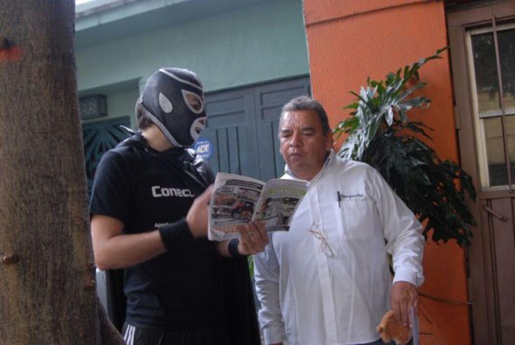 Educando a los automovilistas, Peatónito busca devolver el placer y la s...