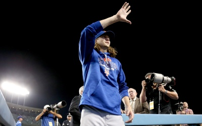 Mets ganaron de visita a Dodgers