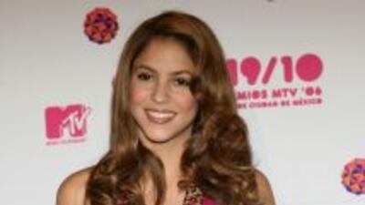 Los nombres de la modelo Adriana Lima y el de Shakira son de los más usa...