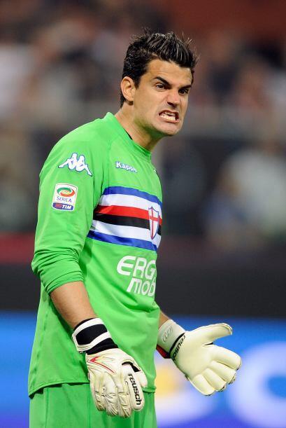 Con ello, la Sampdoria está en zona de descenso con 36 puntos con...