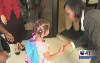 Alcaldesa recibió a los niños de Pre-K 4 SA