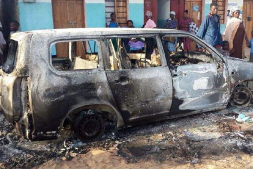 Se trata del peor atentado que sufre el país africano desde el pasado se...