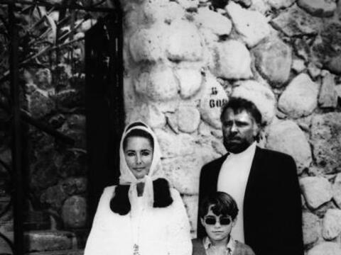 En los años 60 Elizabeth Taylor y Richard Burton pasaron largas t...