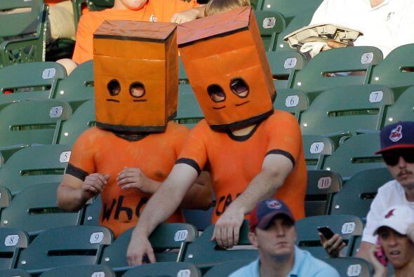 Los fanásticos de los Orioles se muestran descontentos con el pas...
