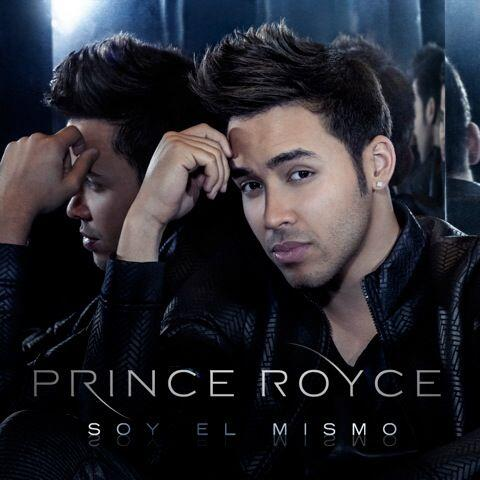 Prince Royce y su disco 'Soy El Mismo' también compiten a Lo Toco Todo.
