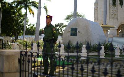 A pesar de los controles, se filtras imágenes del sepelio de Fidel Castr...