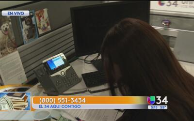 Univision 34 y Cash for College te informan sobre cómo encontrar fondos...
