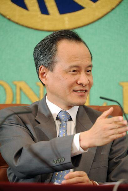 El viceministro chino de Relaciones Exteriores, Cui Tiankai, apunt&oacut...