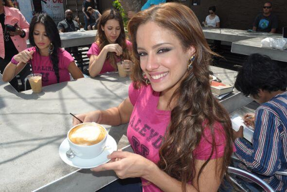 Al comienzo de la octava temporada Aleyda era la única puertorriqueña y...