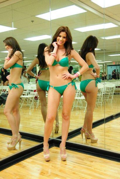 Viviana representó a Puerto Rico en el Miss Universo, Osmel la reconoció.