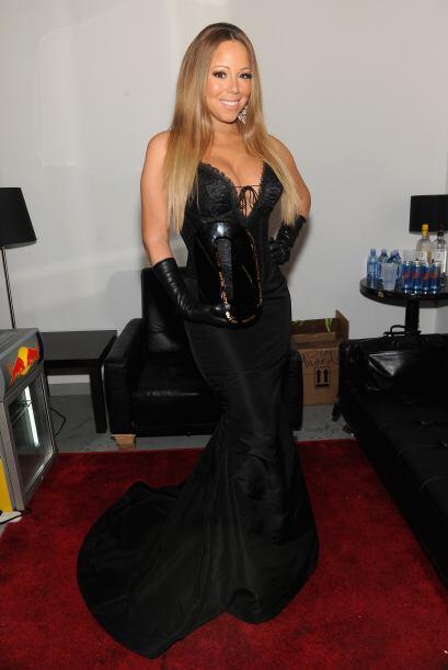 Sin duda, Mariah por nada cambiaría la familia que ha formado con Cannon...