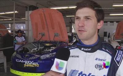 Daniel Suárez, el mexicano que llegó para triunfar en la NASCAR