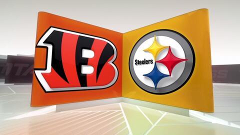 Semana 2 Highlights: Bengals vs. Steelers