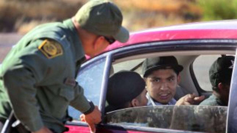 El informe indicó que los agentes se alejan de la frontera canadiense pa...