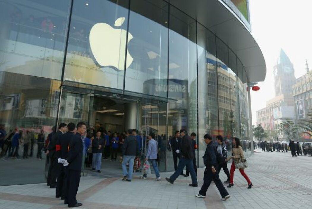 La firma inventora de productos tecnológicos como el iPhone o el iPad, a...
