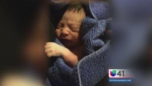 Nuevos detalles sobre bebé dejado en la iglesia de Nuestro Niño Jesús