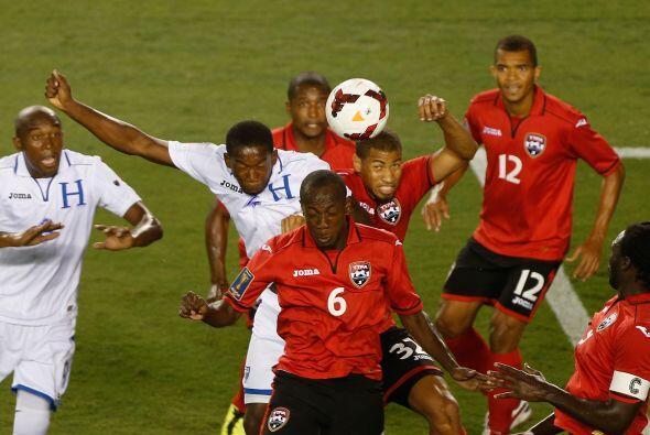 Este fue el momento clave del partido, el resultado era de 0 - 0 y recib...