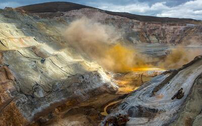 Perú declara emergencia por contaminación de mercurio debido a la extrac...