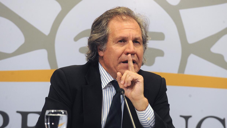El secretario general de la OEA pide el desarme de grupos civiles en Ven...