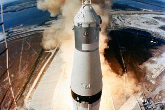 Esta hazaña se logró gracias al Programa Apolo.
