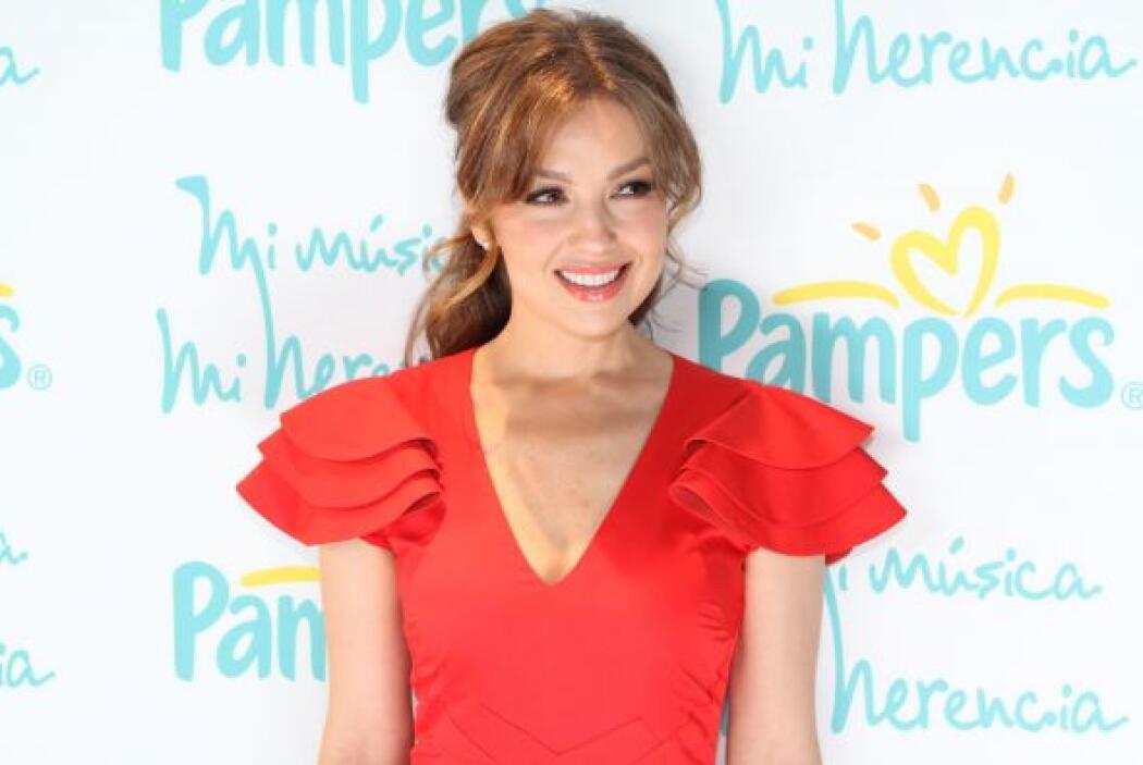 Thalía es una excelente actriz y una maravillosa cantante.
