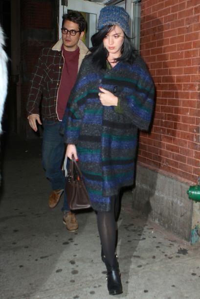 Quien definitivamente dejó la moda para otro día fue Katy Perry pues ese...