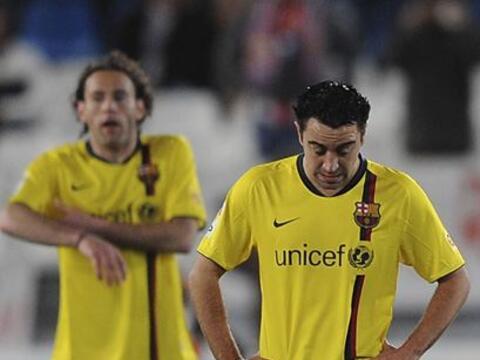 Barcelona empató a dos con el Almería y con este resultado...