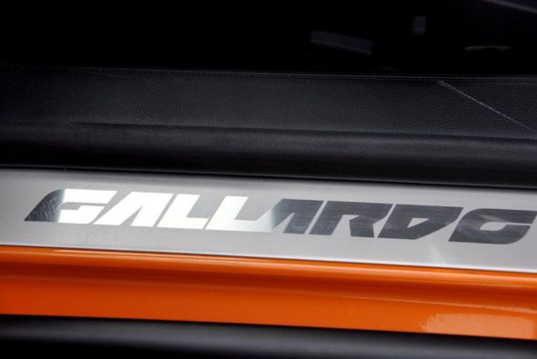 El Gallardo es el Lamborghini que más se ha producido con más de 10 mil...